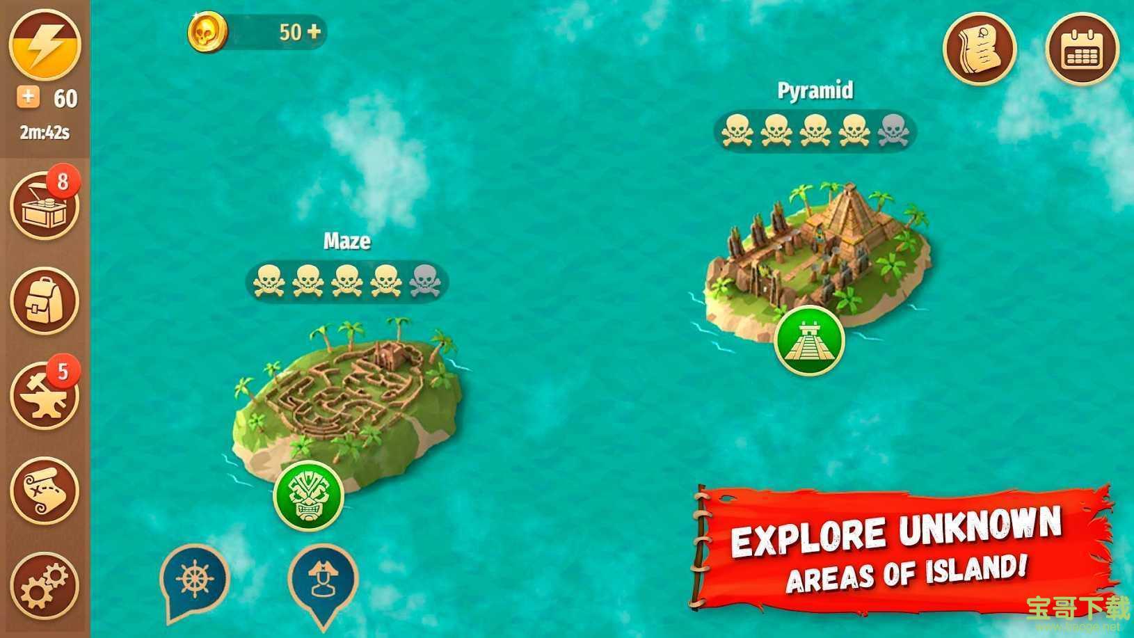 海岛传说生存手游